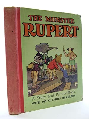 THE MONSTER RUPERT: Tourtel, Mary