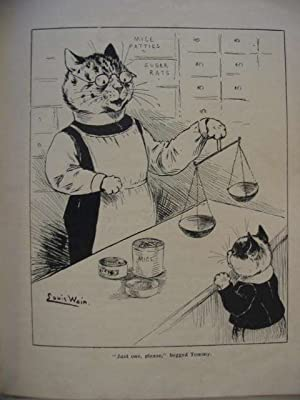 LOUIS WAIN'S BABY'S PICTURE BOOK