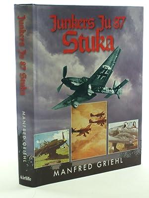 JUNKERS JU 87 STUKA: Griehl, Manfred