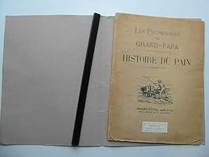 LES PROMENADES DE GRAND-PAPA HISTOIRE DU PAIN