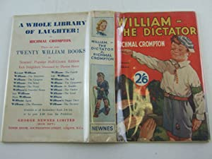 WILLIAM-THE DICTATOR: Crompton, Richmal