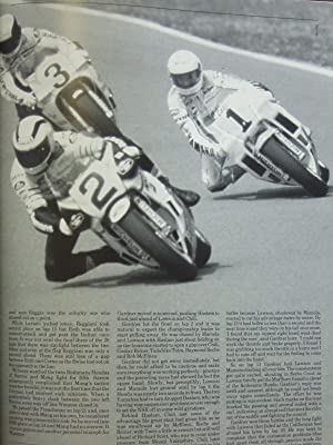 MOTOCOURSE 1987-88