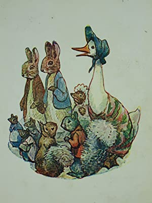 CECILY PARSLEY'S NURSERY RHYMES: Potter, Beatrix