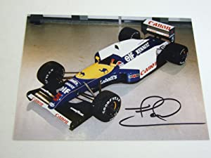 AUTOCOURSE 1991-1992: Henry, Alan