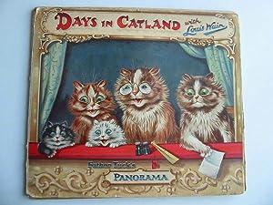 DAYS IN CATLAND: Burnaby, Arthur
