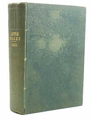 LITTLE FOLKS 1918: Dickson, Anne & et al,