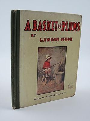 A BASKET OF PLUMS: Waylett, Richard