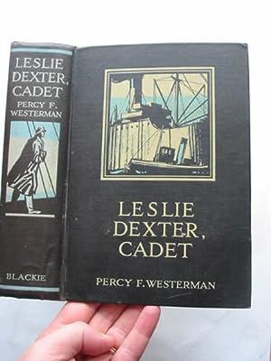 LESLIE DEXTER CADET: Westerman, Percy F.