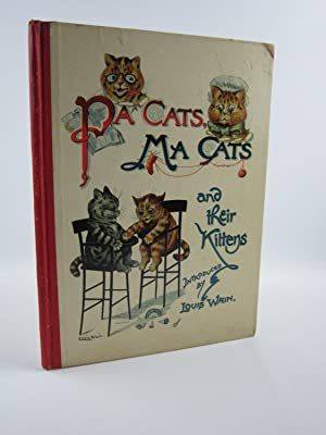 PA CATS, MA CATS AND THEIR KITTENS