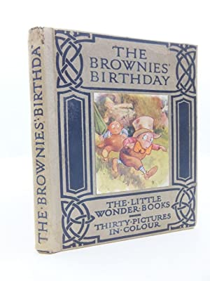 THE BROWNIES' BIRTHDAY: Golding, Harry