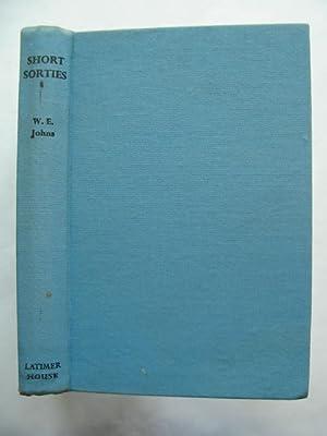 SHORT SORTIES: Johns, W.E.