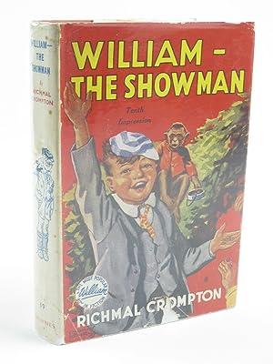 WILLIAM THE SHOWMAN: Crompton, Richmal