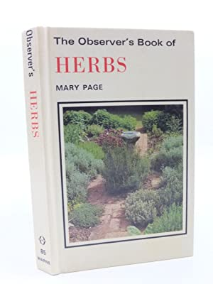 THE OBSERVER'S BOOK OF HERBS: Page, Mary