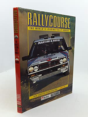RALLYCOURSE 1987-88: Greasley, Mike