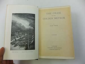 THE CHASE OF THE GOLDEN METEOR: Verne, Jules