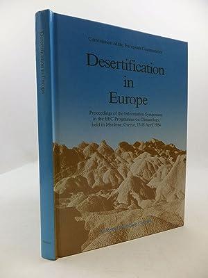 DESERTIFICATION IN EUROPE: Fantechi, R. & Margaris, N.S.