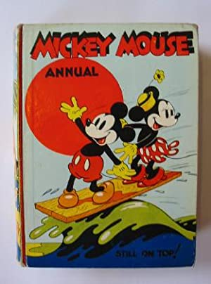 MICKEY MOUSE ANNUAL 1938 FOR 1939