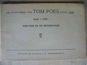 TOM POES EN DE REUZENVOGEL: Toonder, Marten