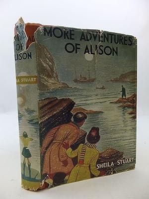 MORE ADVENTURES OF ALISON: Stuart, Sheila