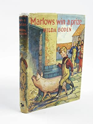 MARLOWS WIN A PRIZE: Boden, Hilda
