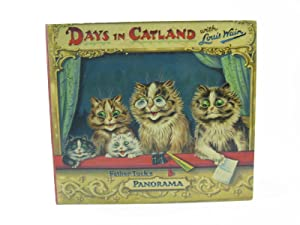DAYS IN CATLAND: Burnaby, Arthur