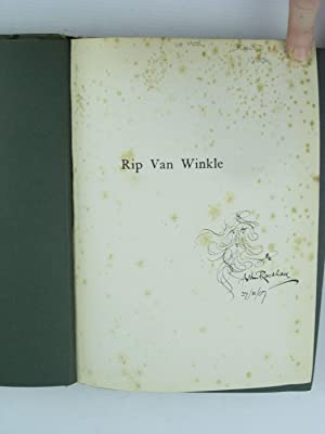 RIP VAN WINKLE: Irving, Washington