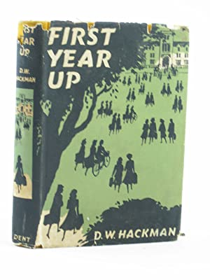 FIRST YEAR UP: Hackman, D.W.