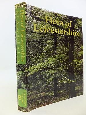 FLORA OF LEICESTERSHIRE: Primavesi, A.L. & Evans, P.A.
