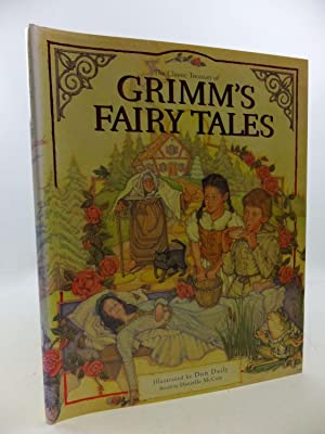 THE CLASSIC TREASURY OF GRIMM'S FAIRY TALES: Grimm, Brothers &