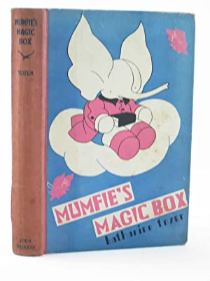 MUMFIE'S MAGIC BOX: Tozer, Katharine