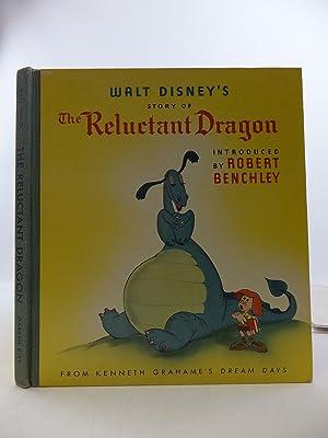THE RELUCTANT DRAGON: Disney, Walt & Benchley, Robert & Grahame, Kenneth