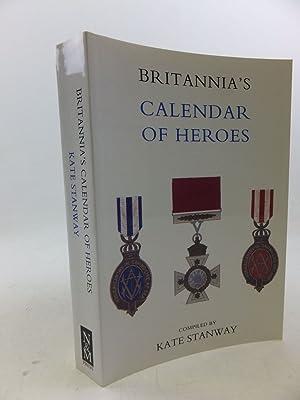 BRITANNIA'S CALENDAR OF HEROES: Stanway, Kate