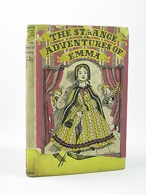 THE STRANGE ADVENTURES OF EMMA: Lovell, Dorothy Ann
