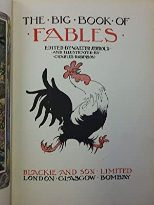 THE BIG BOOK OF FABLES: Jerrold, Walter