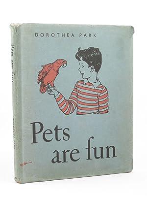 PETS ARE FUN: Park, Dorothea
