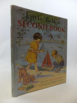LITTLE FOLK'S SECOND BOOK: Burchell, Kate