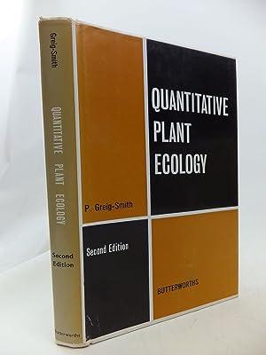 QUANTITATIVE PLANT ECOLOGY: Greig-Smith, P.