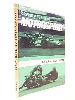 SEVENTY YEARS OF MOTORSPORT: Howell, John