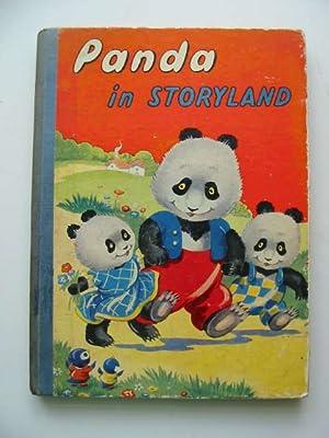 PANDA IN STORYLAND