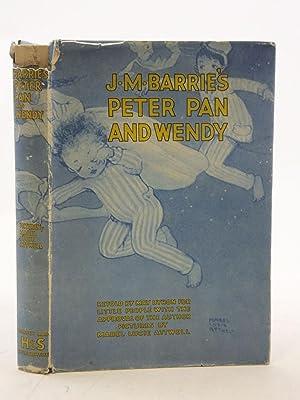J.M. BARRIE'S PETER PAN & WENDY: Barrie, J.M. & Byron, May