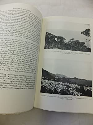 THE PLANT-LIFE OF THE BALKAN PENINSULA A PHYTOGEOGRAPHICAL STUDY: Turrill, W.B.
