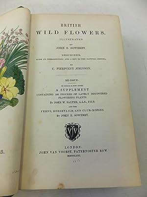 BRITISH WILD FLOWERS: Johnson, C. Pierpoint