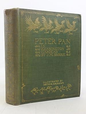 PETER PAN IN KENSINGTON GARDENS: Barrie, J.M.