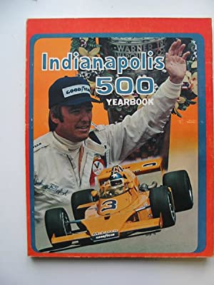 INDIANAPOLIS 500 YEARBOOK 1974: Hungness, Carl