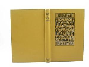 RUBAIYAT OF OMAR KHAYYAM: Fitzgerald, Edward & Jacobs, Joseph