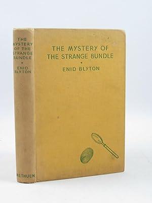 THE MYSTERY OF THE STRANGE BUNDLE: Blyton, Enid