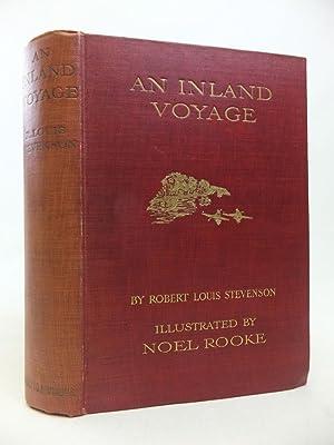 AN INLAND VOYAGE: Stevenson, Robert Louis