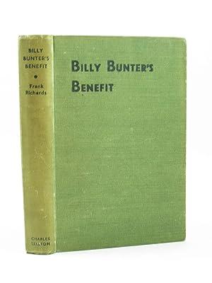 BILLY BUNTER'S BENEFIT: Richards, Frank