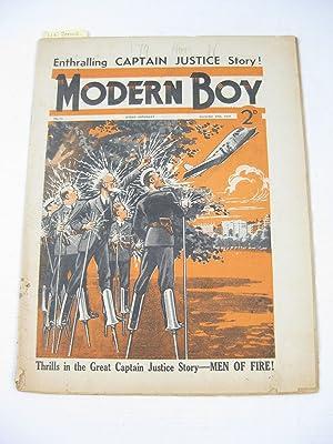 MODERN BOY No. 32 SEPTEMBER 24TH 1938: Johns, W.E. & Roberts, Murray & Rochester, George E. & et al...