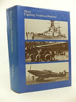 MORE FIGHTING NEWFOUNDLANDERS: Nicholson, G.W.L.